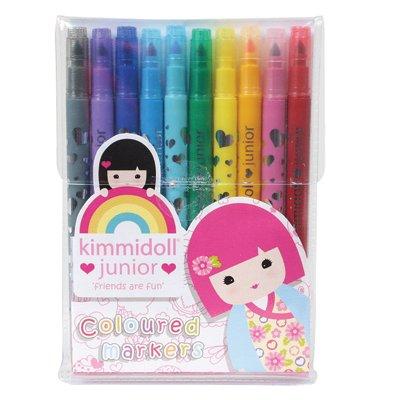 Kimmidoll Filctoll - 10-es csomag