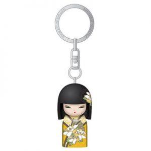 Kimmidoll 3D Kulcstartó - Aki, baba mérete: 5cm