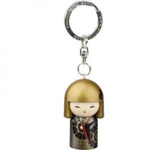 Kimmidoll 3D Kulcstartó - Hiro, baba mérete: 5cm