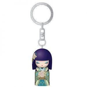 Kimmidoll 3D Kulcstartó - Masayo, baba mérete: 5cm