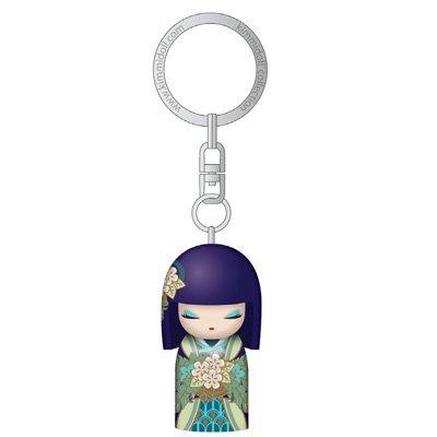 Kimmidoll 3D Kulcstartó – Masayo, baba mérete: 5cm