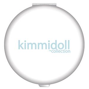 Kimmidoll Yoshimi tükör, 6,8cm átmérő / egyik fele nagyítós