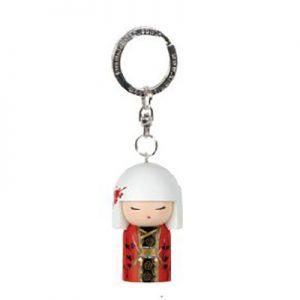 Kimmidoll 3D Kulcstartó - Natsuki, baba mérete: 5cm