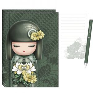 Kimmidoll Notesz - Tsuki + toll