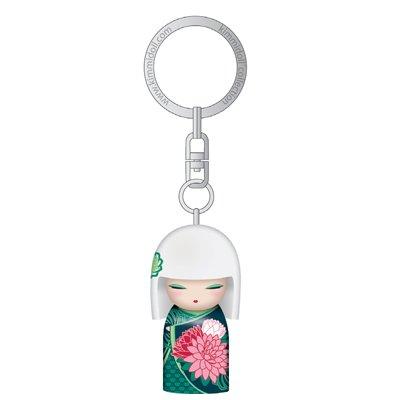 Kimmidoll 3D Kulcstartó - Hanae, baba mérete: 5cm