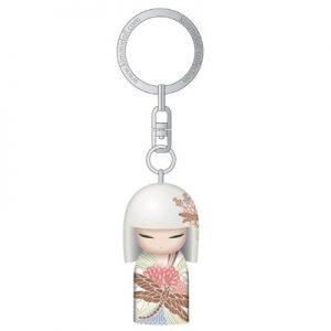 Kimmidoll 3D Kulcstartó - Kazumi, baba mérete: 5cm