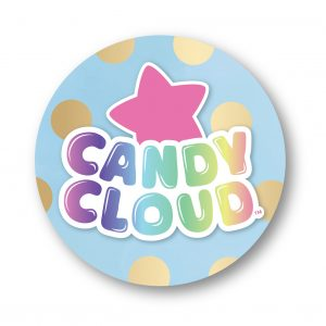 Unikornis Candy Cloud