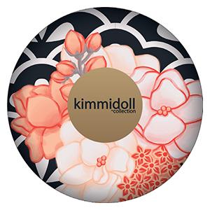 Kimmidoll Kayo fém doboz