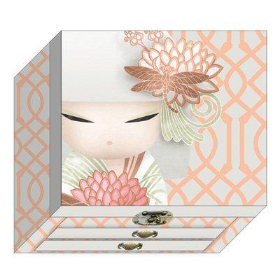Kimmidoll tükrös ékszertartó - Kazumi